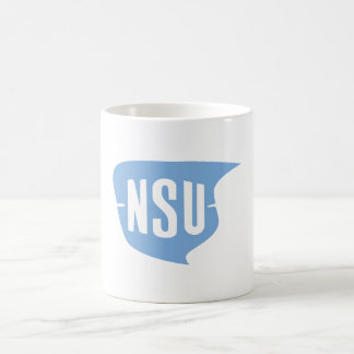 NSU Logo Kaffeetasse