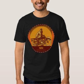 NSU Motorräder Hemd
