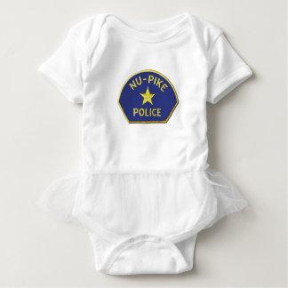NU-Pike Polizei Baby Strampler