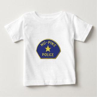 NU-Pike Polizei Baby T-shirt