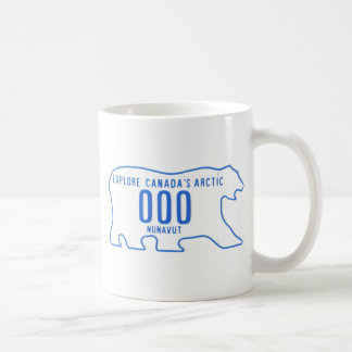 NU probieren Kaffeetasse