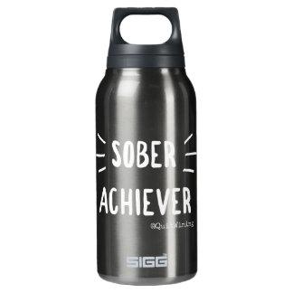 Nüchterne Durchführer-Wasser-Flasche Isolierte Flasche