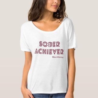 Nüchterner Durchführer-Slouchy Freund-T - Shirt #4