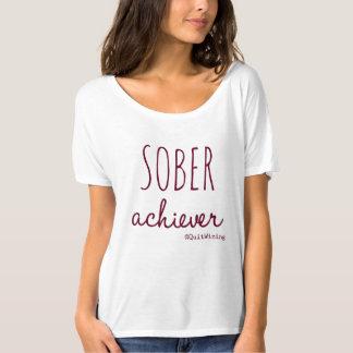 Nüchterner Durchführer-Slouchy Freund-T - Shirt #5