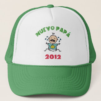 Nuevo Papa 2012 Truckerkappe