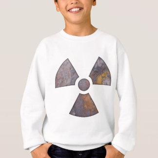 Nuklear - malen Sie Beschaffenheit Sweatshirt