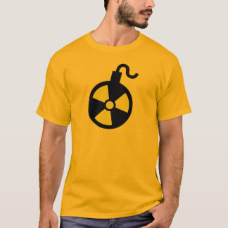 Nukleare Bombe T-Shirt