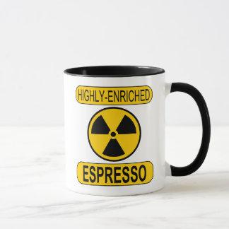 Nukleare Espresso-Tasse Tasse