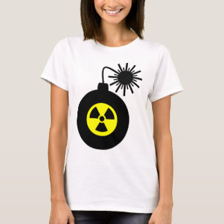 Nukleare Power-Bombe T-Shirt