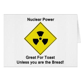 Nuklearer AntiPower Karte