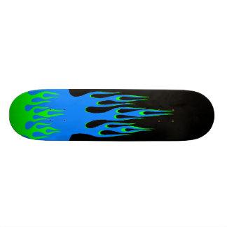 Nuklearer BrandSkateboard 21,6 Cm Skateboard Deck