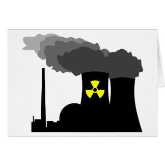 Nuklearer Power Karte