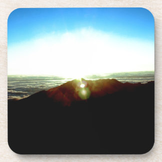 Nuklearer Sonnenaufgang Untersetzer