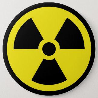 Nuklearer überschüssiger Knopf Runder Button 15,3 Cm