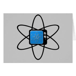 Nukleares Fernsehen Karte