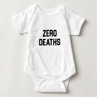 Nulltodesfälle Baby Strampler