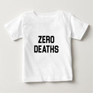 Nulltodesfälle Baby T-shirt