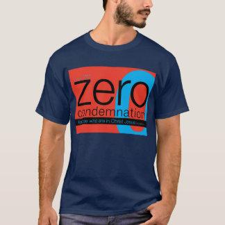 Nullverurteilungs-christliches T-Shirt
