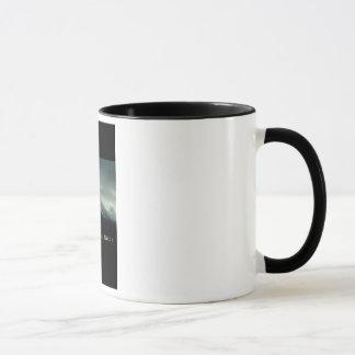 Numb bewusst, schwarze Tasse des Volumen-2 des