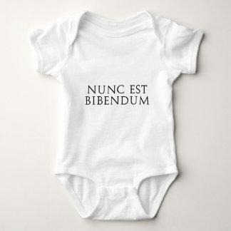 Nunc Est Bibendum Baby Strampler