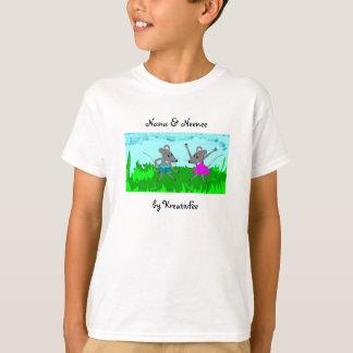 Nunu & Neenee Mäuse Shirt