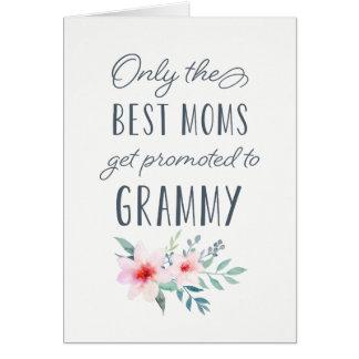 Nur die besten Mammen erhalten zu Grammy gefördert Karte