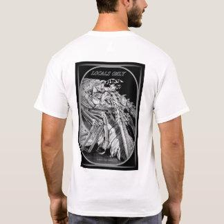 Nur Einheimische, ein T-Shirt für jeden Hummer