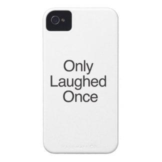 Nur einmal gelacht Case-Mate iPhone 4 hüllen