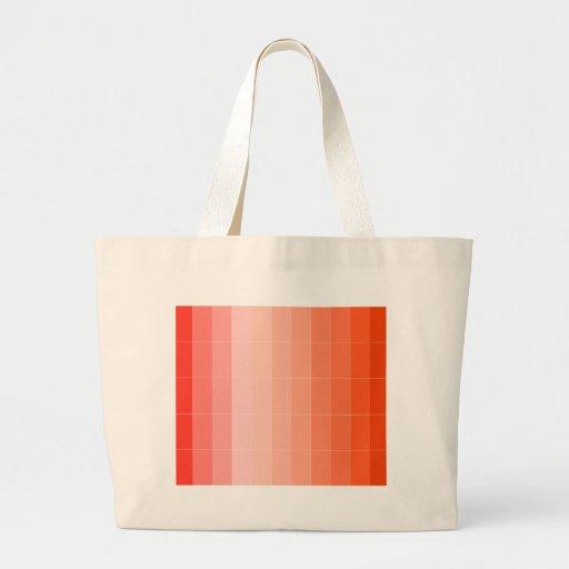 Nur Farborange Ombre Taschen