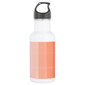 Nur Farborange Ombre Trinkflaschen
