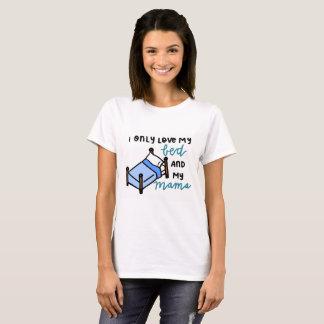 Nur Liebe I mein Bett und meine Mutter T-Shirt
