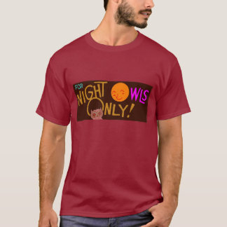 Nur Nachteulen T-Shirt