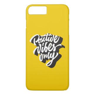 Nur positive Schwingungen iPhone 8 Plus/7 Plus Hülle
