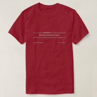 Nur reife Publikum T-Shirt