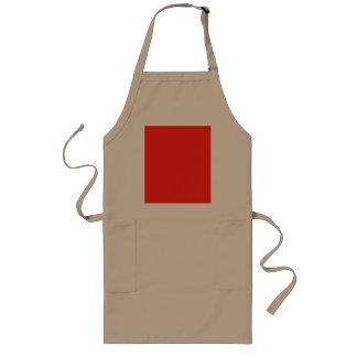 Nur rustikaler Normallack OSCB35 der roten Tomate Lange Schürze