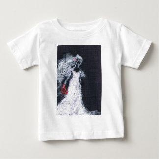 Nur Sie Hochzeitskunst vorbei Baby T-shirt