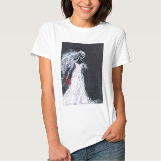 Nur Sie Hochzeitskunst vorbei Hemd