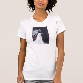 Nur Sie Hochzeitskunst vorbei T-Shirt