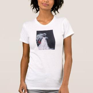 Nur Sie Hochzeitskunst vorbei T Shirt