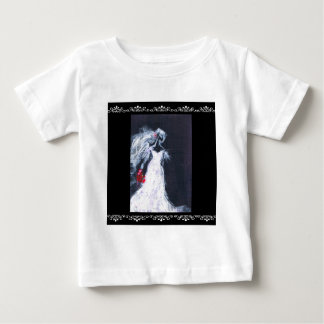 Nur Sie Hochzeitskunst vorbei T-Shirts