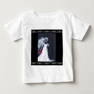 Nur Sie Hochzeitskunst vorbei Tshirts