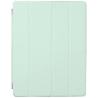 Nur tadelloser grüner hübscher Pastellnormallack iPad Hülle