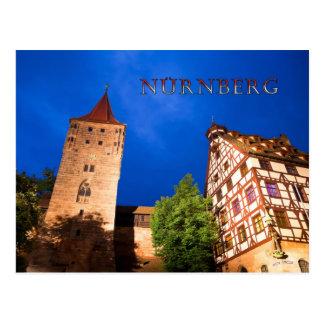 Nürnberg 001B Postkarte