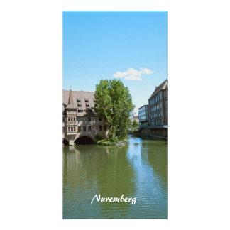 Nürnberg Karte