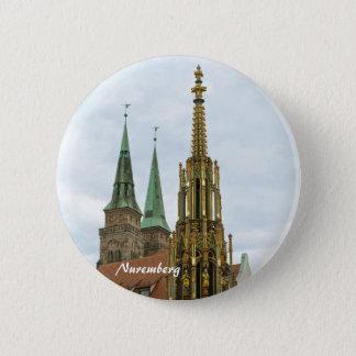 Nürnberg-Knöpfe Runder Button 5,1 Cm