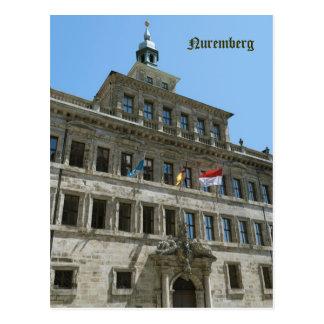 Nürnberg Postkarte