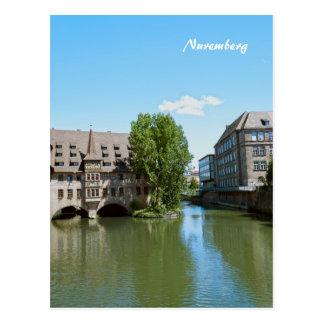 Nürnberg-Postkarten Postkarte