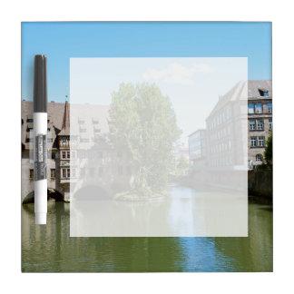 Nürnberg Trockenlöschtafel