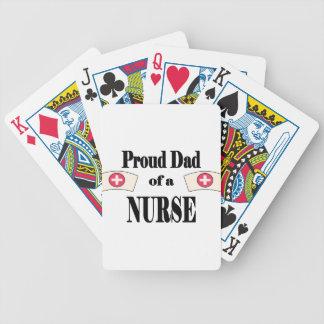 nurse12 bicycle spielkarten