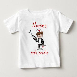 nurse20 baby t-shirt